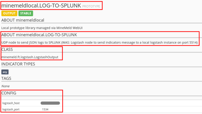 new prototype minemeldlocal.LOG-TO-SPLUNK