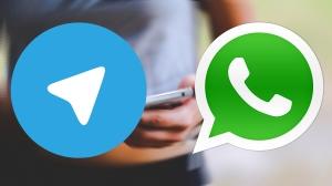 telegram and whatsapp